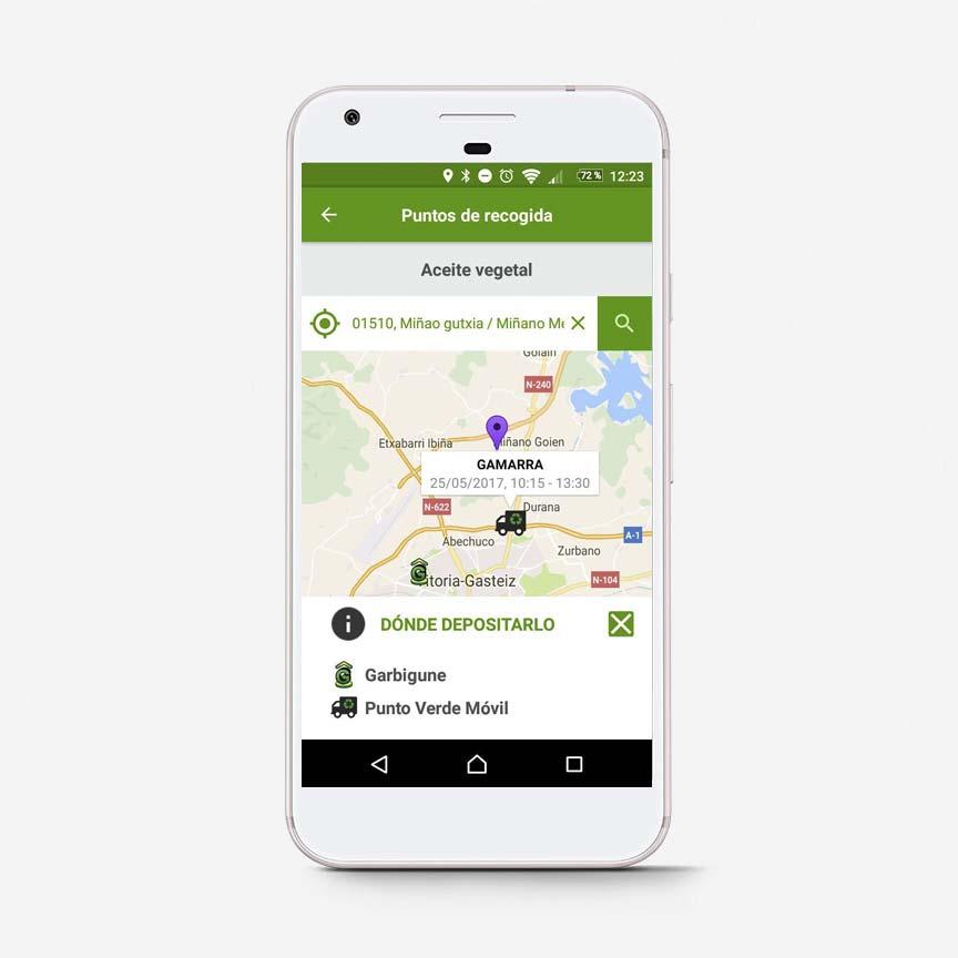App Inforecikla mapa