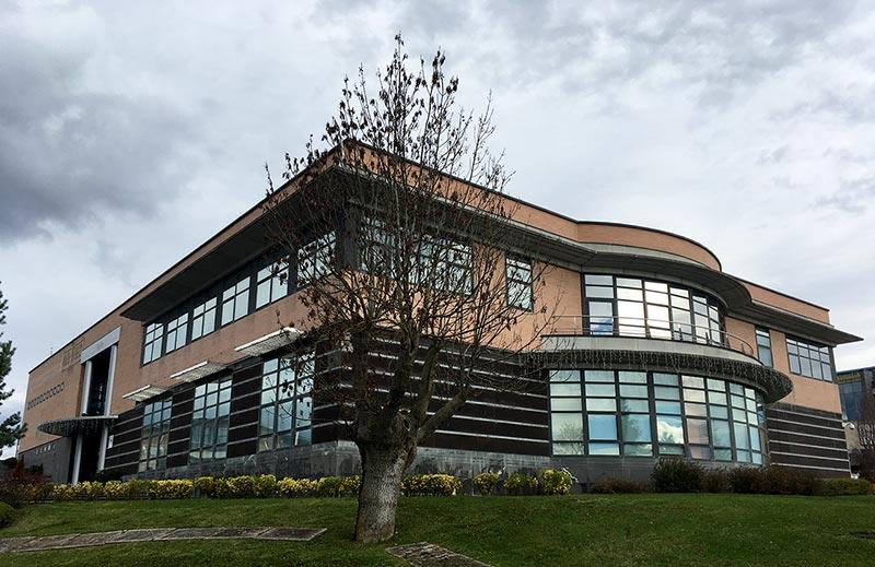 Oficina de PixyBit en el Edificio Central del Parque Tecnológico de Alava